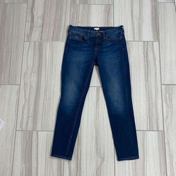 J.Crew jeans size 26